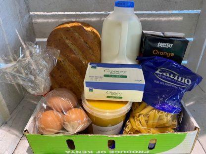 Basics Box - £15