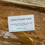 Lemon Cake - £6.50