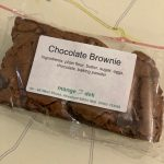 Chocolate Brownies - £1.95