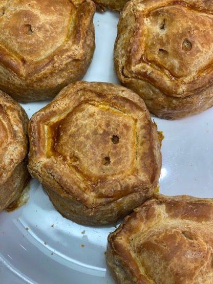 Pork Pie - £2